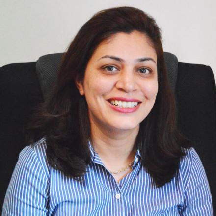 Dr Sairah Andrabi