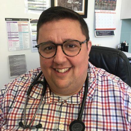 Dr Daniel Lichtblau