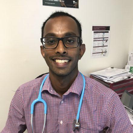 Dr Gihan Jayaweera