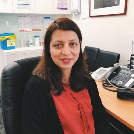 Dr Nita Sharma