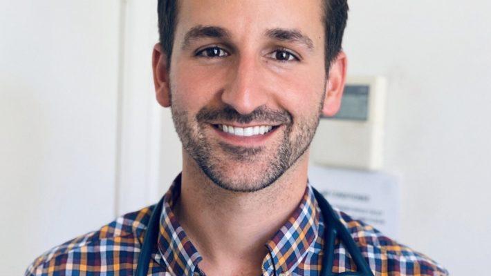 Dr Aaron Rhodes